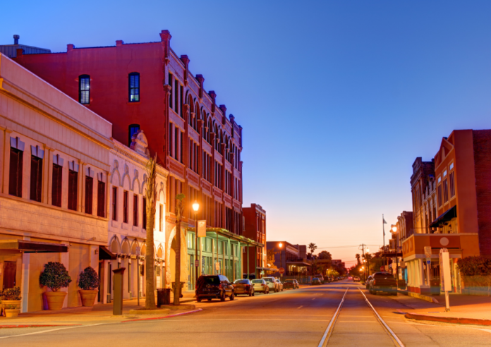 Discount ticket for Galveston Red Light District Tour