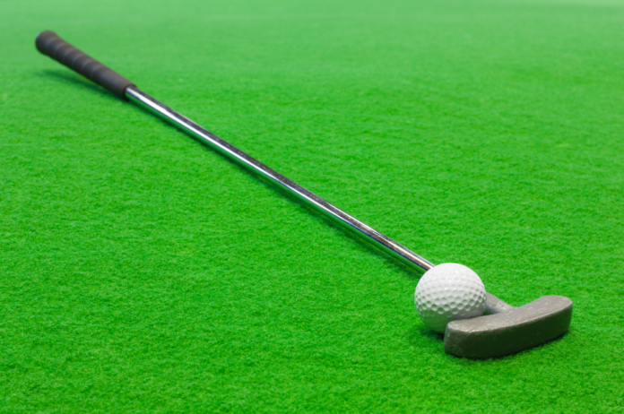 Discounted rounds of golf up to 33% off putt putt in Okaloosa Island, FL