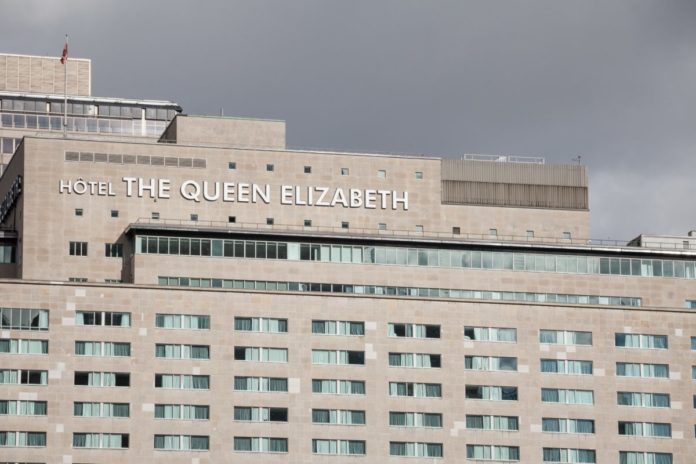 Special offers, discounted rates at the Queen Elizabeth Hotel in Montreal