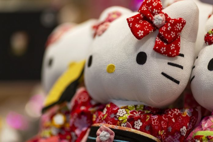 Discounted ticket for Hello Kitty Land, Sanrio Puroland, near Tokyo in Japan