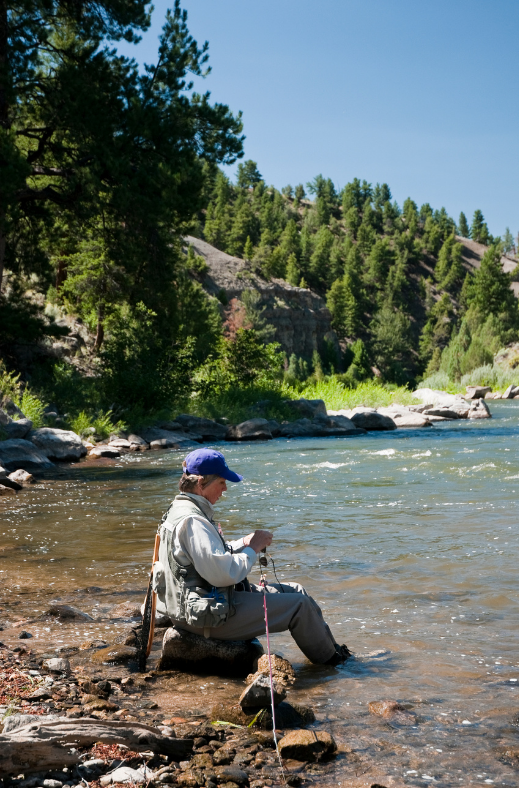 Fly fishing in Boulder & Fort Collins Colorado discount prices