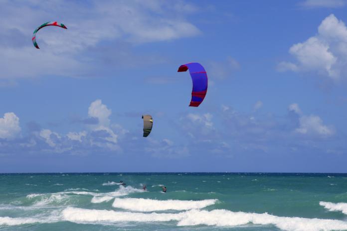 Up to 41% off parasailing, kayaking & tubing in Miami Beach, Florida