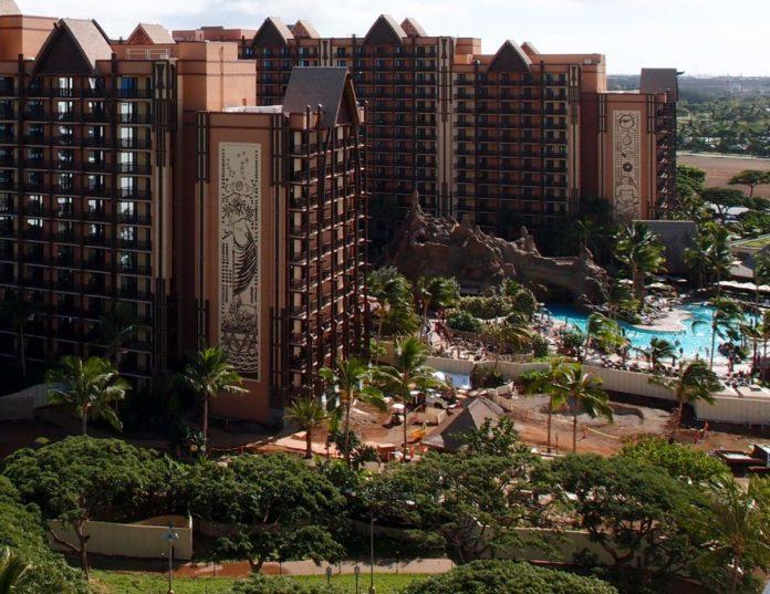 Discounted nightly rates at family Hawaii resort, Disney's Aulani