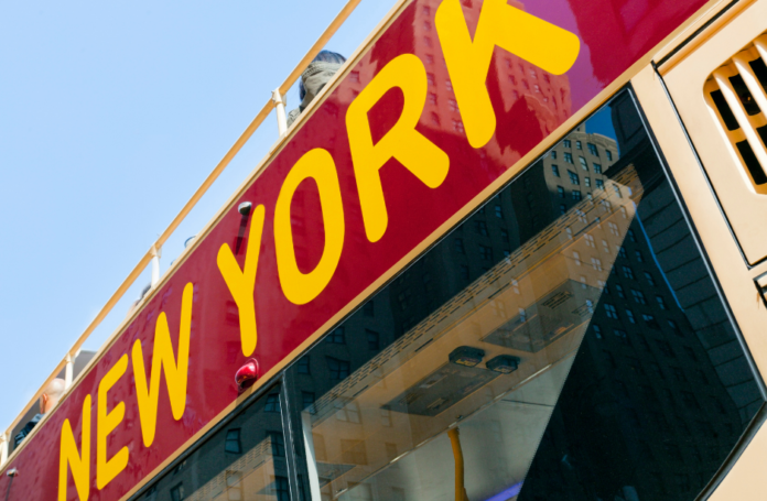 New York Big Bus Tour Discount Ticket