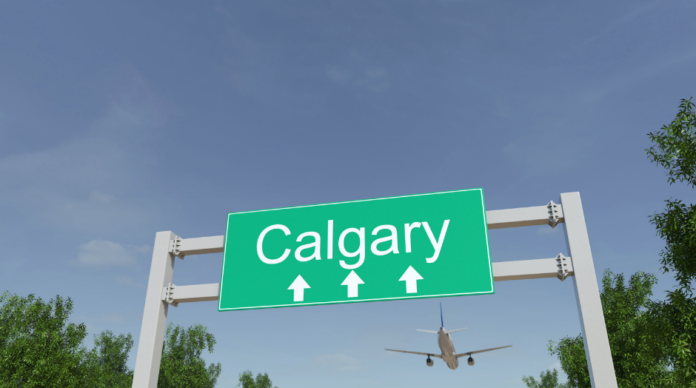 Discounted price for airport parking at Calgary International Airport (YYC)