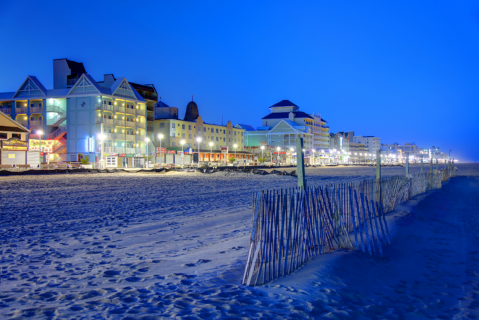 Find out what made the list of the best Maryland beach hotels