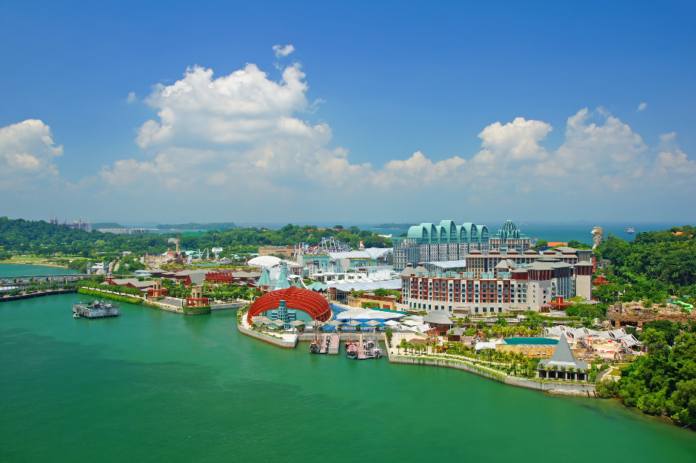 Save money traveling to Sentosa Resort off Singapore with Sentosa Fun Pass & get a discount on this pass