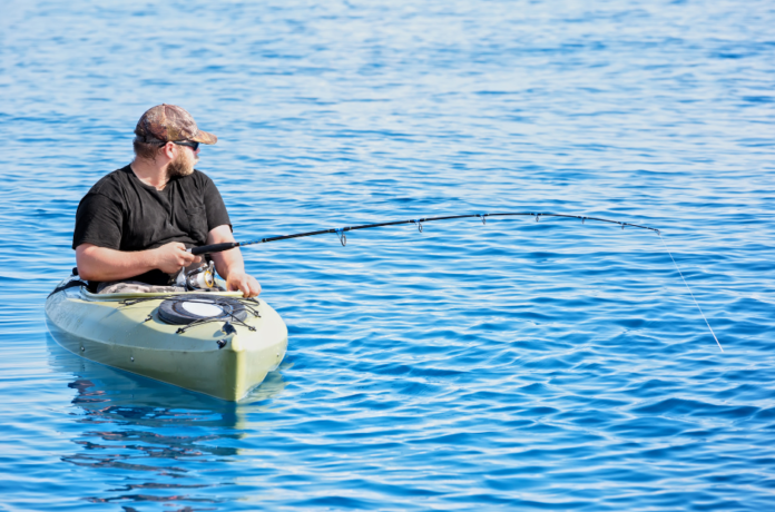 Enter Paddling.com - Pelican Sport Sweepstakes to win a free fishing kayak