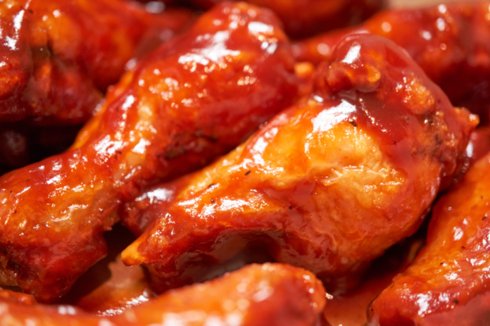 Discount price for chicken wing festival in New York City