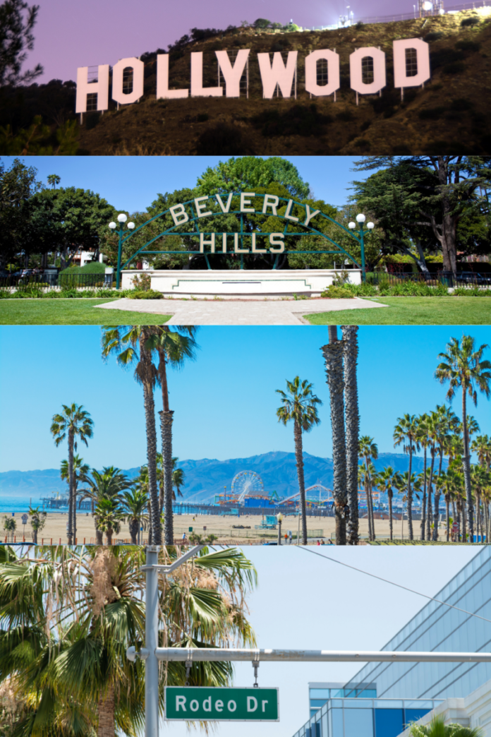 Discount ticket for a private tour of Los Angeles, California