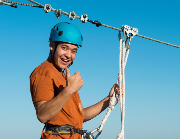Discount price for Sky Trek ziplining at Colorado Adventure Center in Idaho Springs