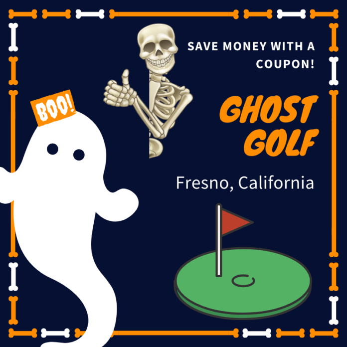 Discount price for Ghost Golf & Mummy Shooting Gallery in Fresno, CA