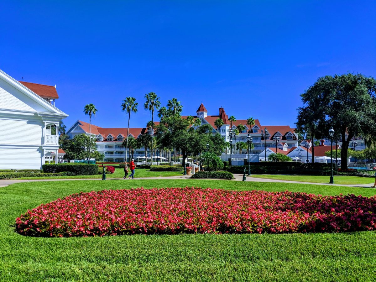 A picture of the Grand Floridian at Walt Disney World Resort in Orlando, Florida