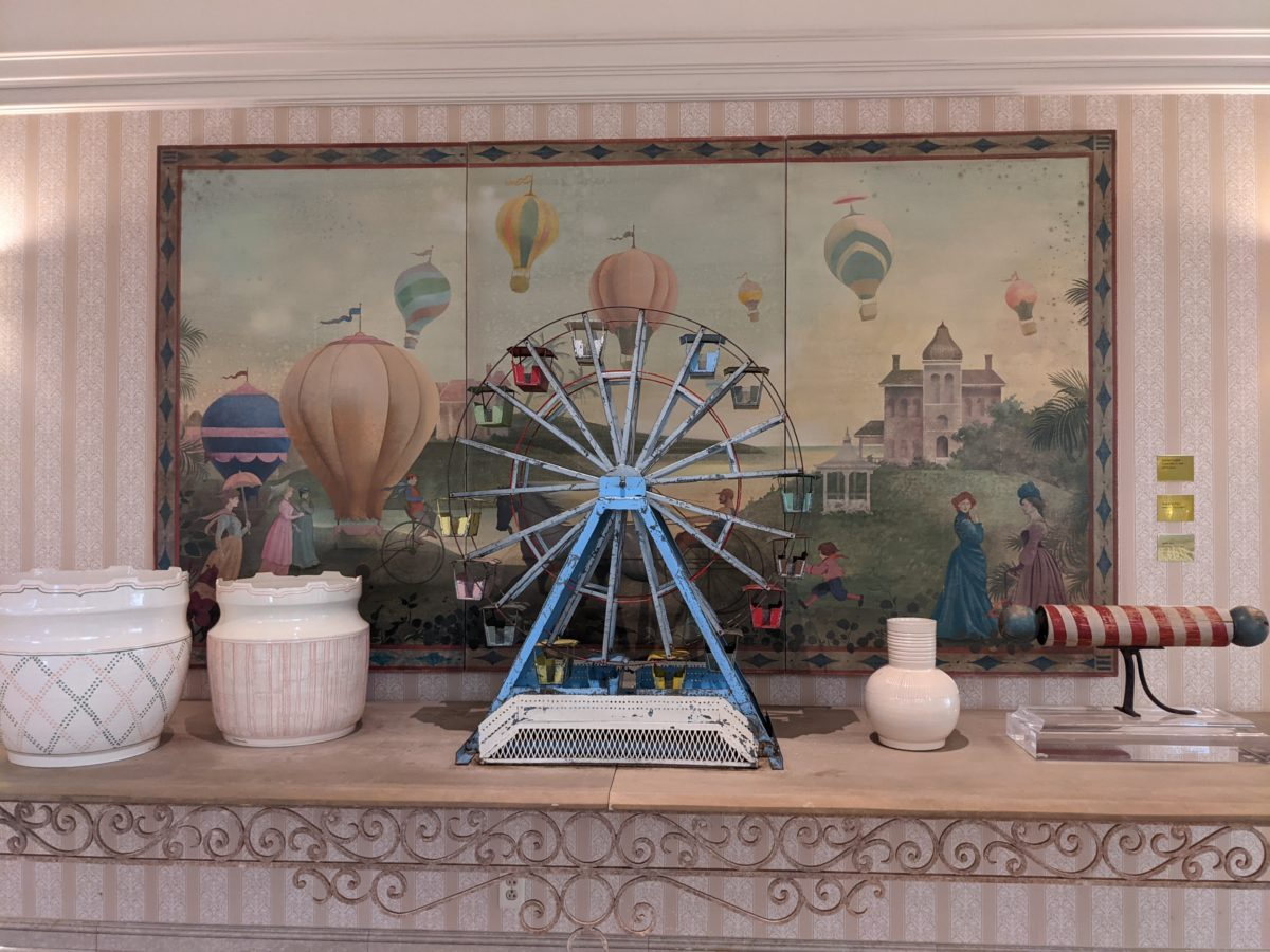 Grand Floridian at Disney World makes you feel like you've stepped into a different time & place