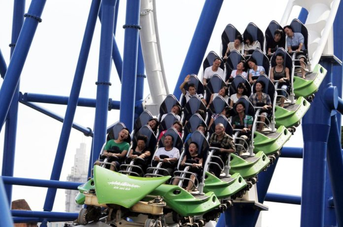 Coupon, promo code for Happy Valley Shenzen theme park in China