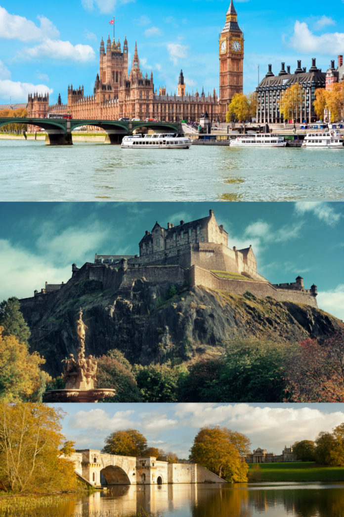 Enter Britain Magazine - Great British Holiday Sweepstakes for a free trip to England & Scotland