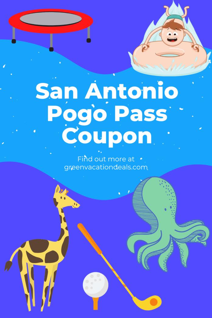 Discount price for Pogo Pass for Central Texas: Waco, San Antonio, Austin