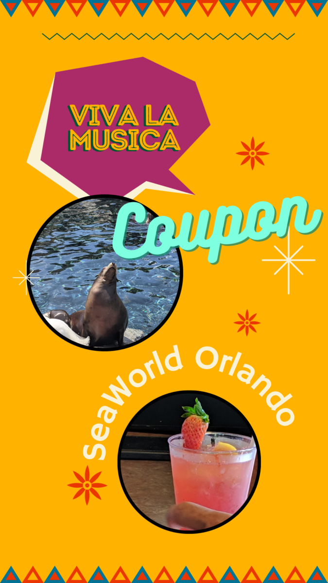 Viva Las Musica SeaWorld Orlando 2021: Learn about food, drinks, entertainment, and how to save money on tickets!