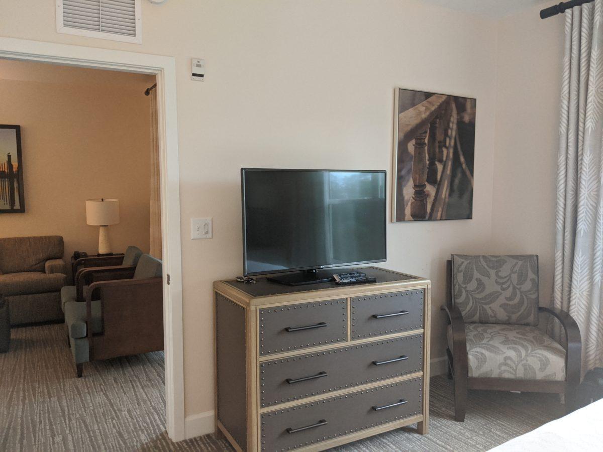 Sheraton Vistana Villages Resort Villas, I-Drive/Orlando has spacious 2 bedroom suites