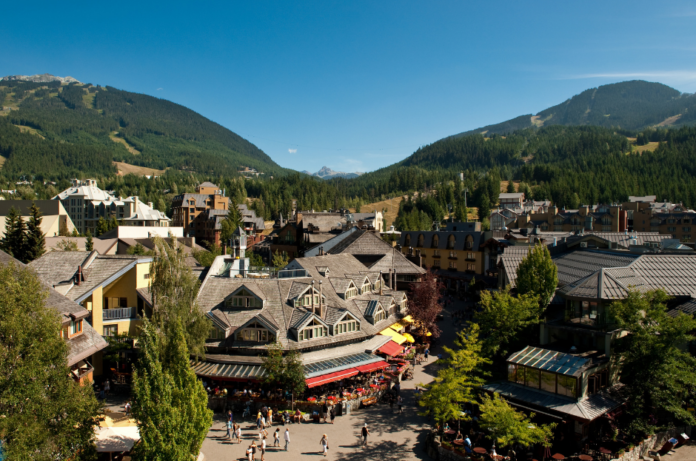 Enter Whistler Tourism - Adventure Deeper Sweepstakes to win a free vacation in Canada