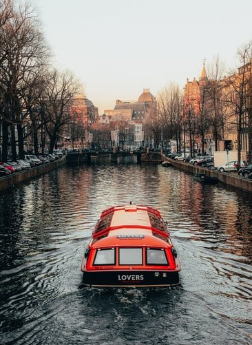 Discounted Tickets for Canal Cruise Amsterdam in the Netherlands