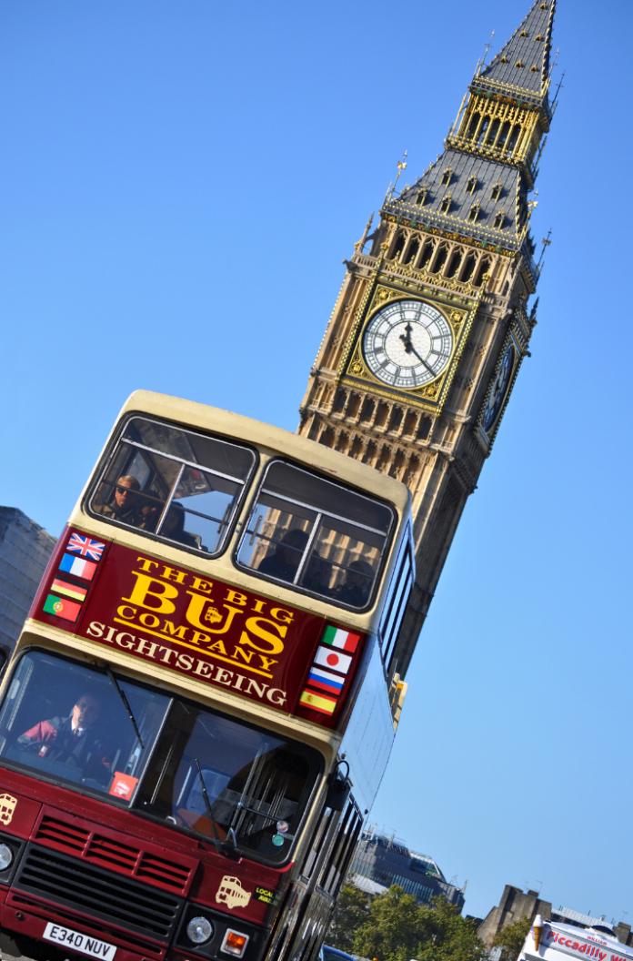 Big Bus London Discount Ticket