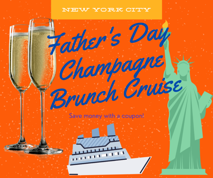 Discounted admission to Father's Day Champagne Brunch Cruise out of Skyport Marina in NYC