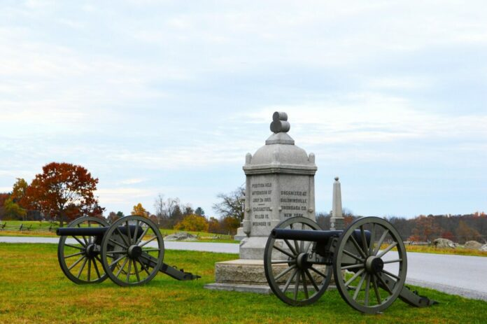 Discount adult & children's tickets for a Gettysburg bus tour in Pennsylvania