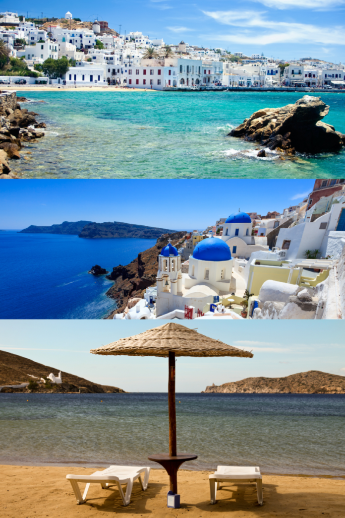How to island hop in Greece on a budget