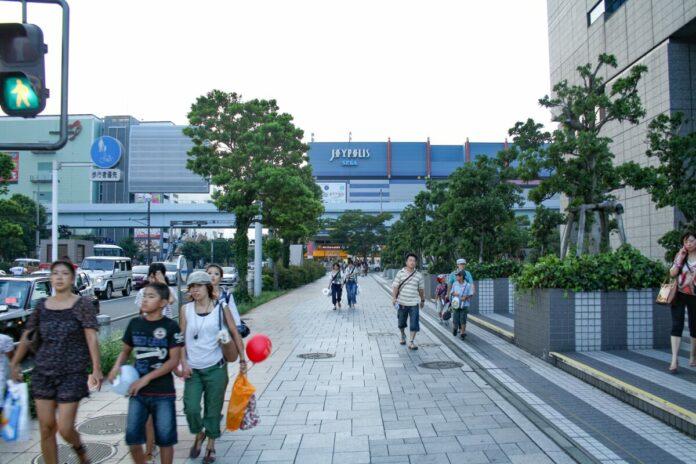 Coupon, promo code for Joypolis theme park in Tokyo, Japan