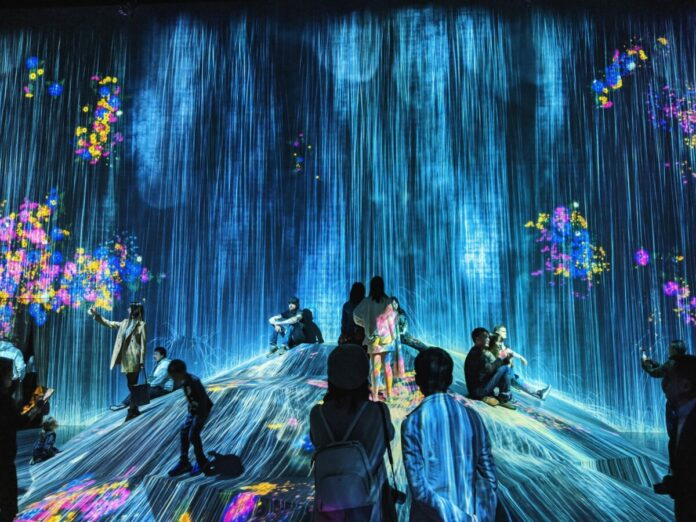 Discount price for admission to Museum of Dream Space an art museum dedicated to digital art at the Venetian on the Las Vegas Strip