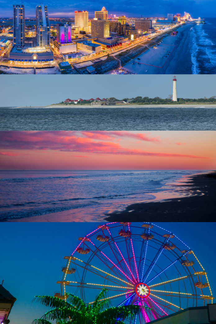 Coupon, cheap rates for New Jersey beach hotels in Ocean City, Spring Lake, Seaside Park, Belmar, etc.