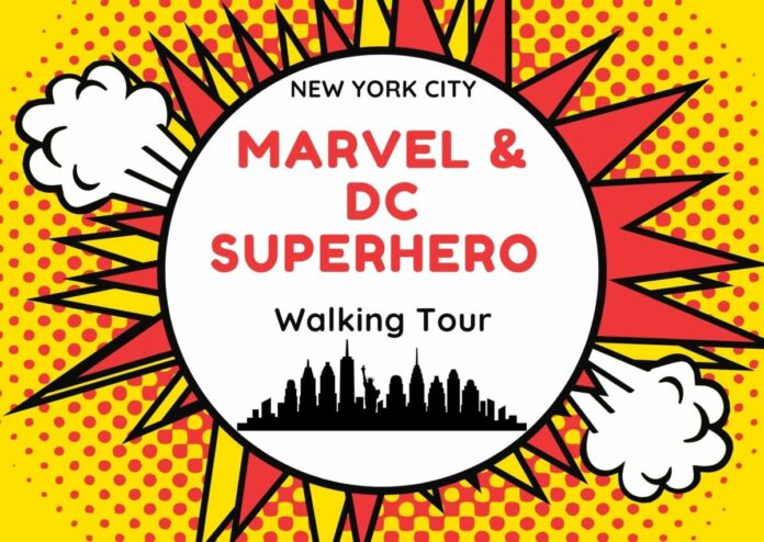 Discounted admission to Two-Hour Marvel and DC Superheroes Walking Tour in New York City