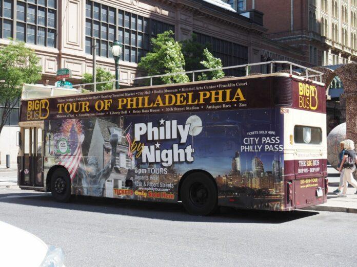 Promo code, discount price for the Big Bus Philadelphia Tour