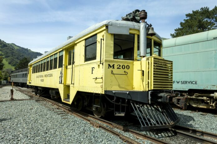 Coupon, promo code, discount ticket for the Skunk Train in the Redwoods of Northern California