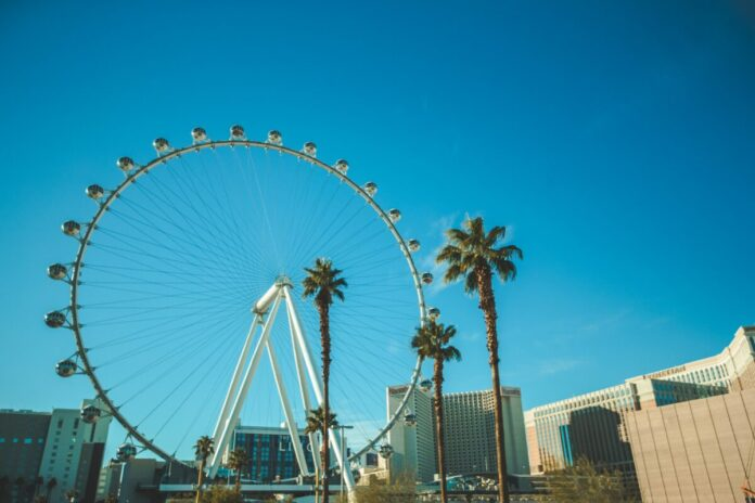 Discount ticket for 30-minute ferris wheel ride on the High Roller at the LINQ on the Las Vegas Strip