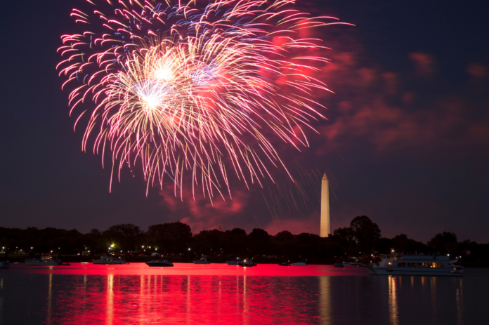 Fourth of July Sale discounted nightly rates on hotels in Washington DC