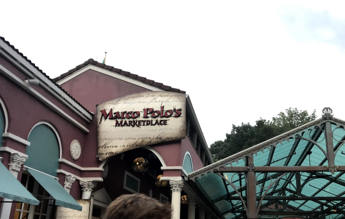 Marco Polo's Marketplace Restaurant at Busch Gardens Williamsburg