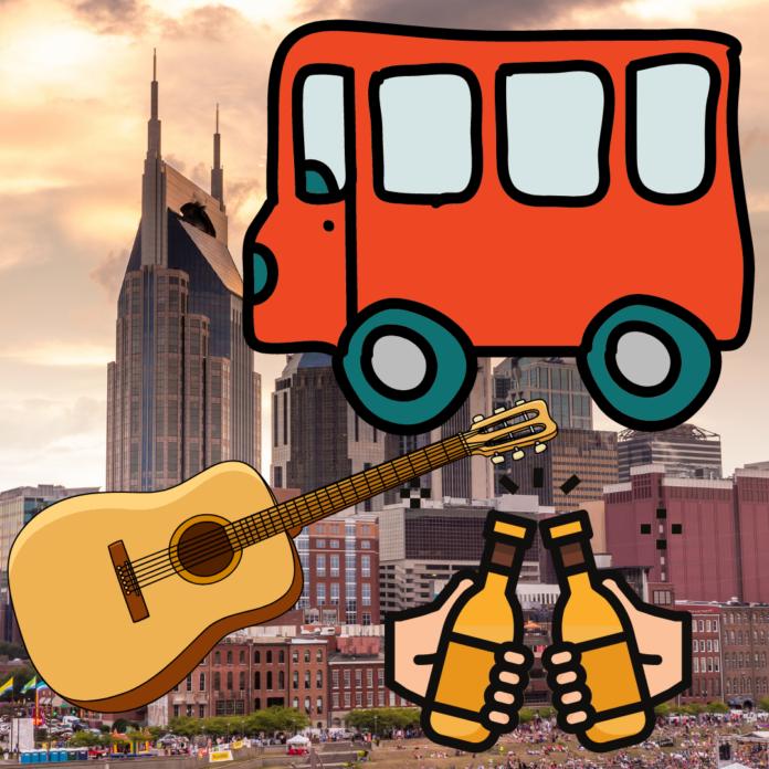 Discount ticket for Music City Rollin' Jamboree in Nashville, TN