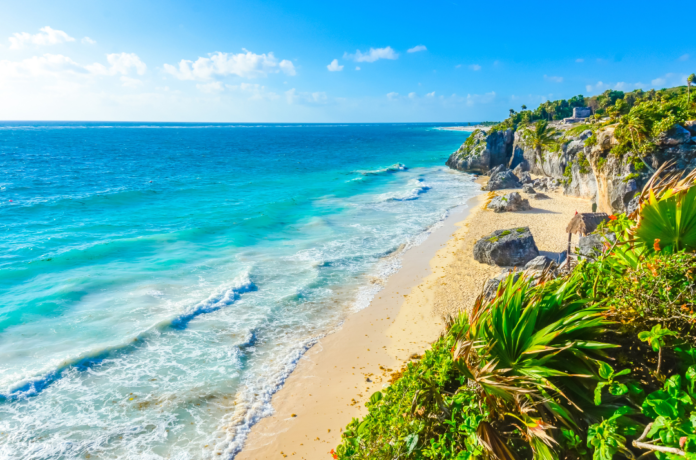 Discounted nightly rates on hotels in Tulum, Mexico