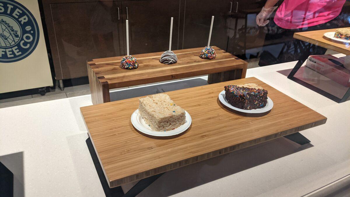 Enjoy pastries & desserts at SeaWorld's Coaster Coffee Co.