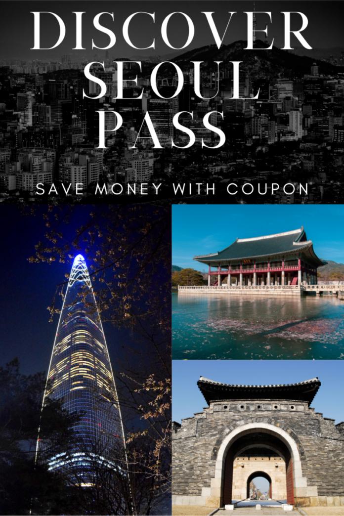 Free admission to top attractions in Seoul like Changgyeonggung Palace, Gyeongbokgung Palace, Lotte World, Ganghwa Seaside Resort & Suwon Hwaseong with Discover Seoul Pass