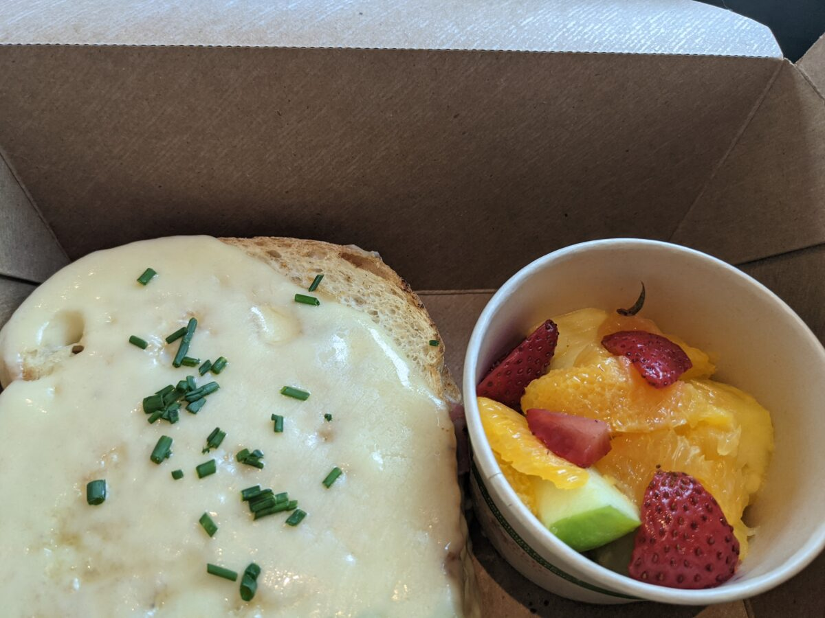 Eat strawberries, oranges & your other fruit at Disney World's Riviera Resort's Primo Piatto