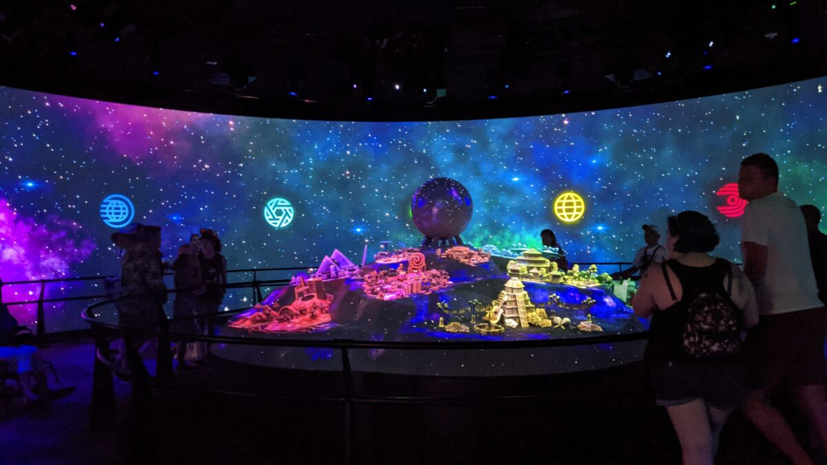 See upcoming Disney World attractions for 2021 & 2022 at the EPCOT Experience