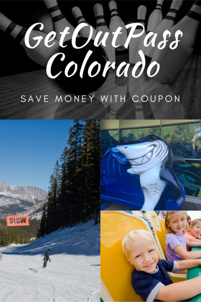 Save money on activities in Denver, Colorado Springs, Fort Collins, etc. with coupon for Get Out Pass Colorado