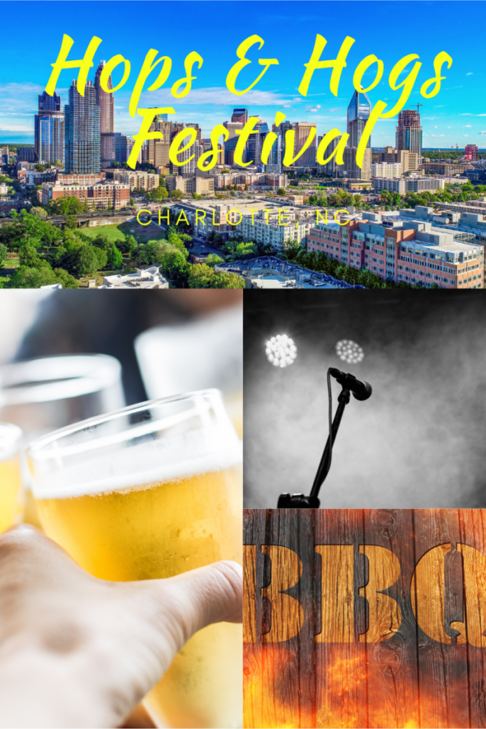 Coupon, promo code for Hops & Hogs Festival in Charlotte, North Carolina