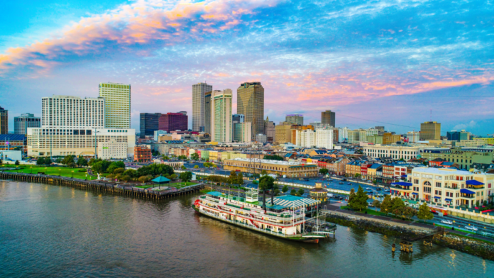 Up to 65% off hotels in New Orleans, LA