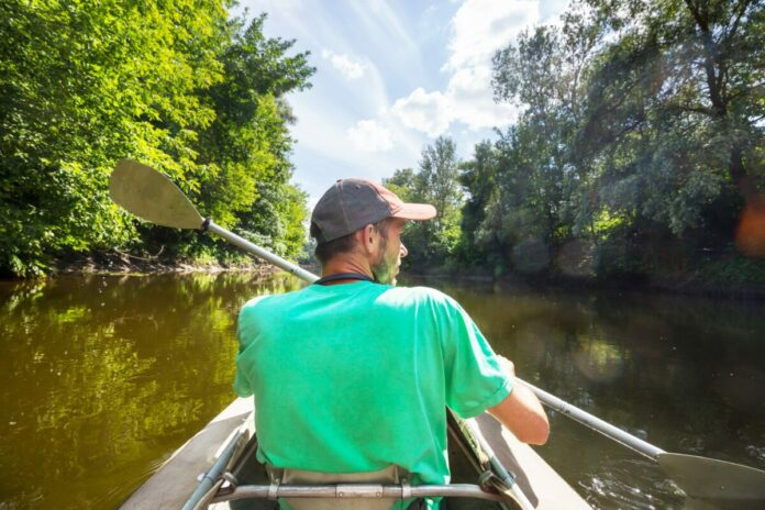 How you can win a free canoe
