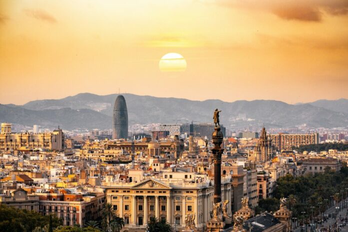 Enter Tiqets - Weekend In Barcelona Sweepstakes for a free vacation