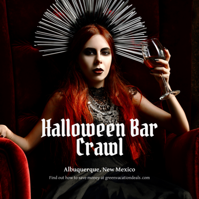 Discount ticket for Crawl With Us Halloween Crawl in Albuquerque, NM